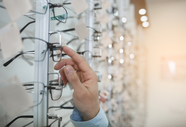Eyeglass Lens