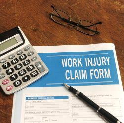 Injury Claim Form