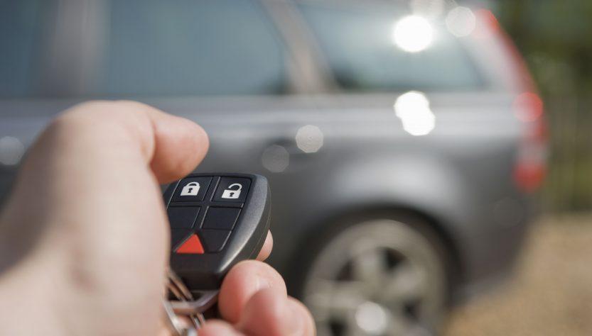 Car alarm Image