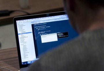 Laptop Work Image
