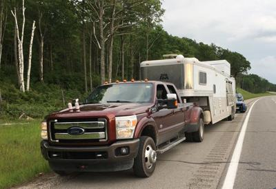Be Cautious With A Trailer